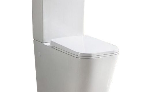 Toilet Wall Faced Suites Modern