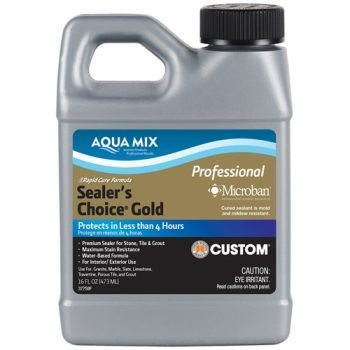 Sealers Choice Gold Rapid Cure